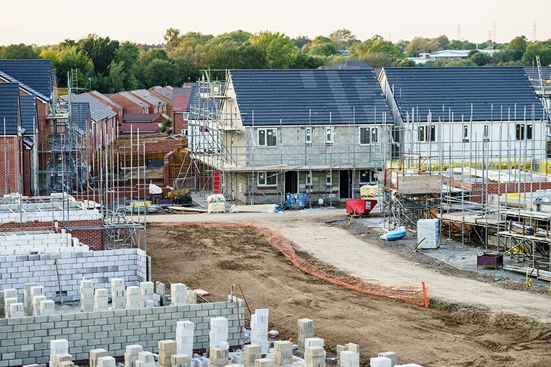 New Build Planning Applications London